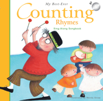 My Best-Ever Counting Rhymes Sing-Along Songbook