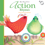 My Best-Ever Action Rhymes Sing-Along Songbook