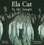 Ela Cat In The Jungle