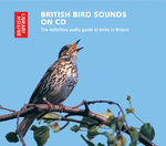 British Bird Sounds on CD