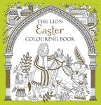 The Lion Easter Colouring Book
