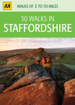 30 Walks in Staffordshire