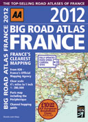 2012 Big Road Atlas France