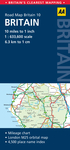 Road Map Britain
