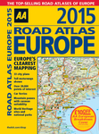 2015 Road Atlas Europe