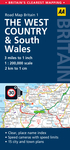 West Country & Wales Road Map