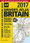 Driver's Atlas Britain 2017