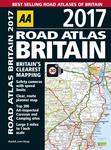 Road Atlas Britain 2017