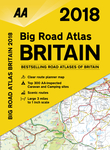 2018 Big Road Atlas Britain (Spiral-bound)