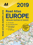 2019 Road Atlas Europe 2019