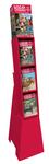 The Boxcar Children Great Adventure 18-Copy Mixed Floor Display