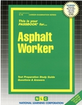Asphalt Worker