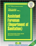 Assistant Foreman (Dept. of Sanitation)