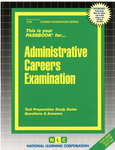 Administrative Careers Examination