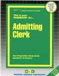 Admitting Clerk