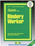 Bindery Worker