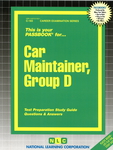 Car Maintainer, Group D