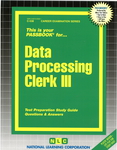 Data Processing Clerk III