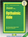 Opthalmic Aide