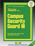 Campus Security Guard III
