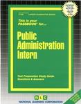 Public Administration Intern