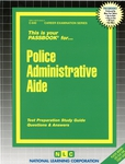 Police Administrative Aide