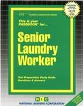 Senior Laundry Worker