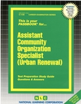 Assistant Community Organization Specialist (Urban Renewal)
