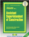 Assistant Superintendent of Construction