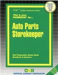 Auto Parts Storekeeper