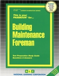 Building Maintenance Foreman