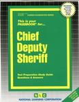 Chief Deputy Sheriff