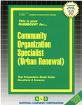 Community Organization Specialist (Urban Renewal)