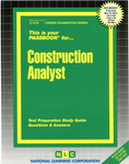 Construction Analyst