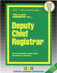 Deputy Chief Registrar