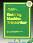 Dictating Machine Transcriber