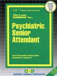 Psychiatric Senior Attendant
