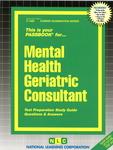 Mental Health Geriatric Consultant