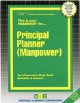 Principal Planner (Manpower)