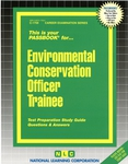 Environmental Conservation Officer Trainee