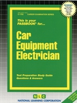 Car Equipment Electrician