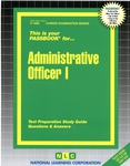 Administrative Officer I