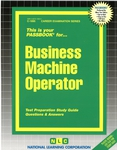 Business Machine Operator