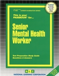 Senior Mental Health Worker