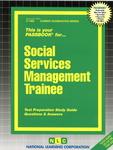 Social Services Management Trainee