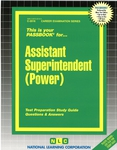 Assistant Superintendent (Power)