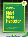 Chief Meat Inspector