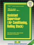 Assistant Supervisor (Air Conditioning, Rolling Stock)