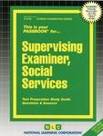 Supervising Examiner, Social Services