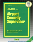 Airport Security Supervisor